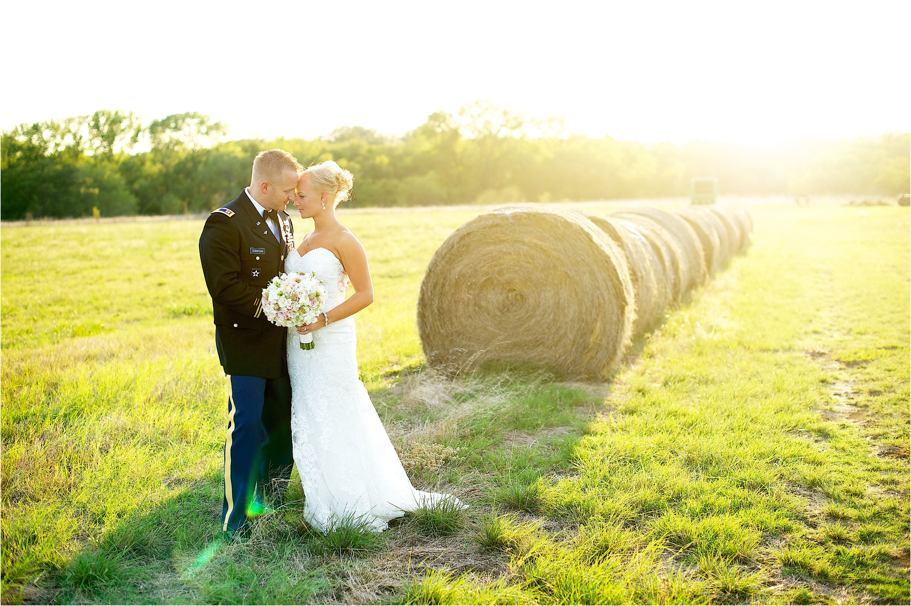 Melissa + Beau  |  Rock Creek Ranch Wedding  |  McKinney, TX