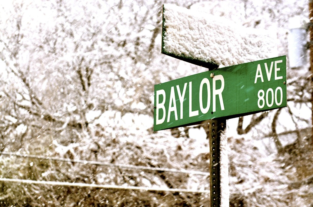 Snow Days, Baylor Bears and Starting a Business  |  Dallas, TX