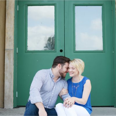 Marisa & John  |  McKinney, TX Engagement Photography