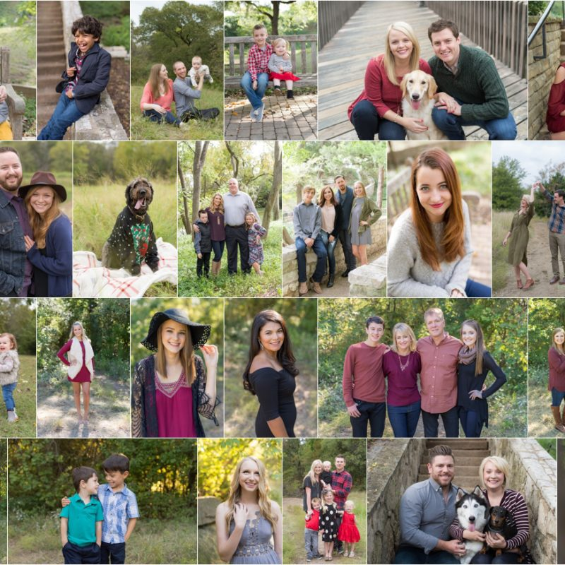 2016 Fall Mini Session Recap  |  Dallas, TX Mini Session Photography