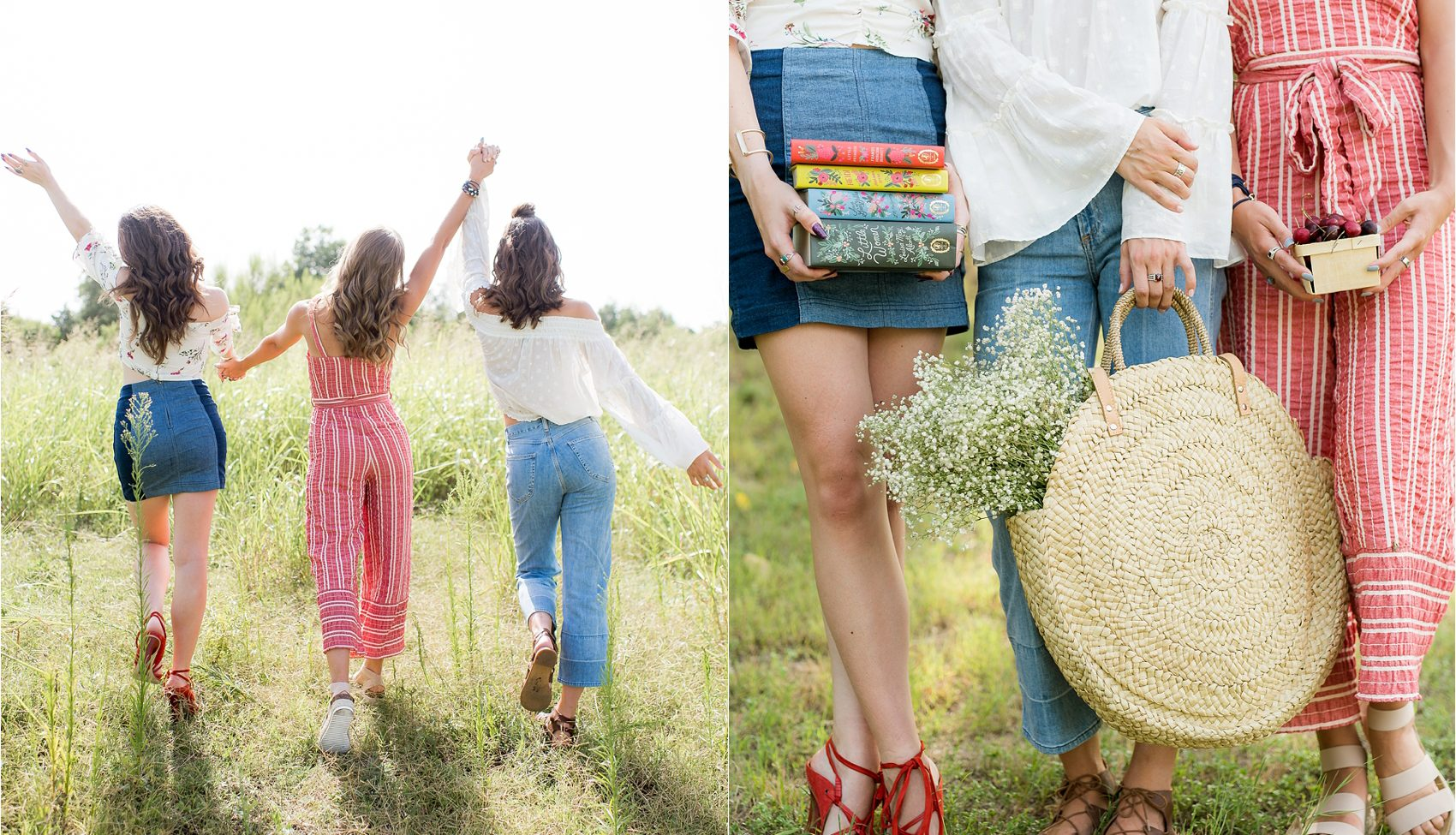 Anthropologie Summer Picnic  |  Plano, TX Senior Photography